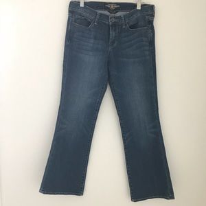 Lucky Brand Jeans Sweet n Low Ankle 8/29